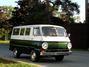 1960's Dodge Window van