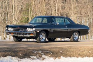 1968 Chevy Bel Air - 427 - 4-speed
